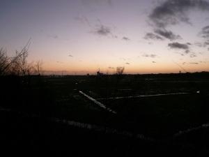 30.01.13 Sonnenuntergang