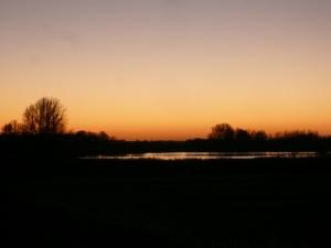 25.11.13 Sonnenuntergang