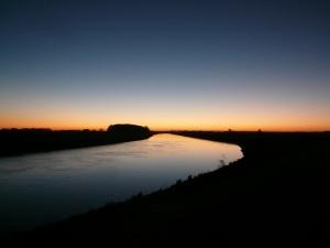 25.11.13 Sonnenuntergang2
