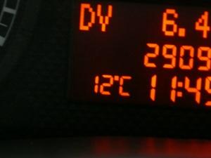 24.12.13 Temperatur