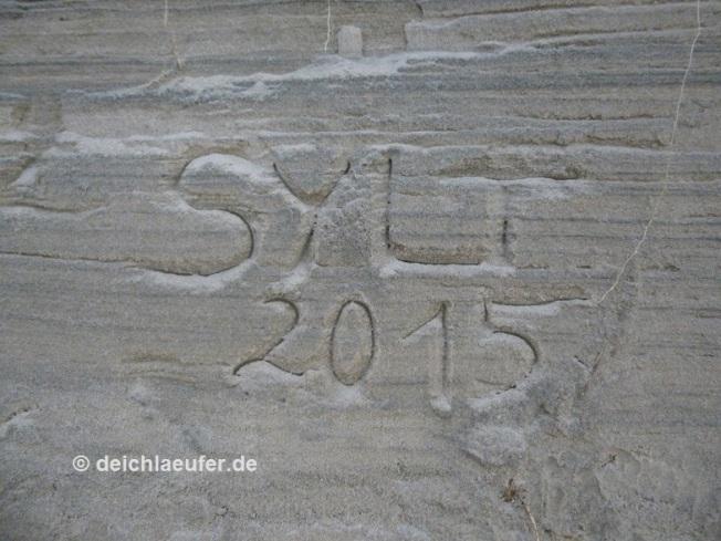 Sylt 2015