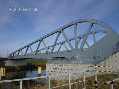Neue Hunteklappbrücke