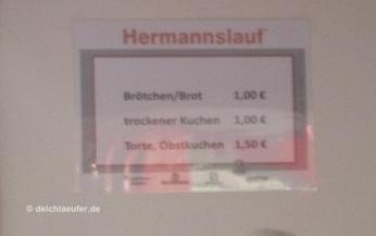 """Erst """"trockener"""" Kuchen im Zielbereich ..."""