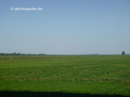... in die Wesermarsch