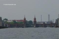 Oberbaumbrücke ...