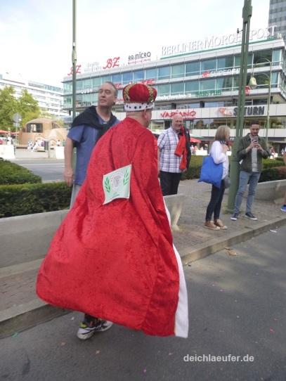 ein königlicher Marathon