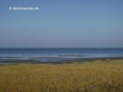 Blauer Himmel, blaue See