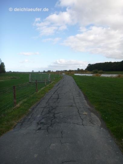 2 x 400 m Schrottasphalt