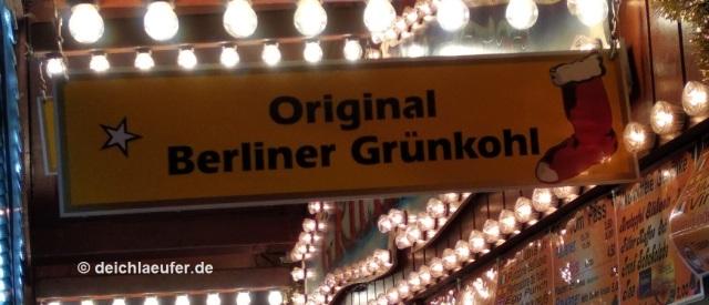 Nein, nicht Berliner ...