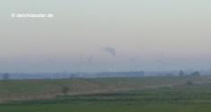 In Bremen Nord raucht der Kohlekraftwerksschlott