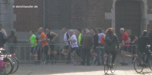 16 min lang 10 km-Läufer