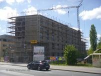 Neubau Jugendherberge