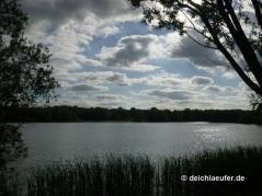 Kleiner Bornhorster See ...