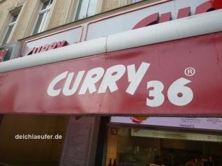 Eine Currywurst geht zu jeder Tageszeit. Die berühmte ...