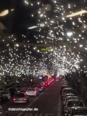 Lichter all überall