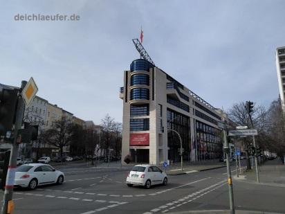 Auf dem Weg gen Mitte: Die gute alte Tante SPD