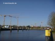 Boomtown Oldenburg, hier entstehen höchstumstrittene 10geschossige Wohnhäuser in bester Lage